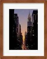 Manhattanhenge Fine Art Print