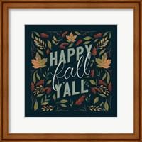 Autumn Sayings I v2 Fine Art Print