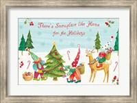 Elf Factory I Fine Art Print