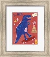Totally T-Rex Fine Art Print