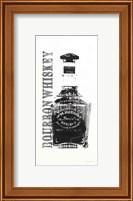 Bourbon BW Crop Fine Art Print