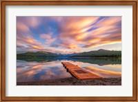 Alaska Lodge Fine Art Print