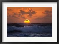 Breaking The Horizon Fine Art Print