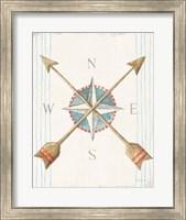 Floursack Nautical VI no Words Fine Art Print