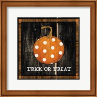 Trick or Treat Pumpkin Fine Art Print