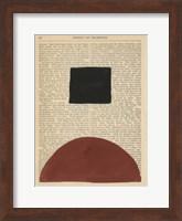 Modern Prose IV Fine Art Print
