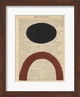 Modern Prose X Fine Art Print