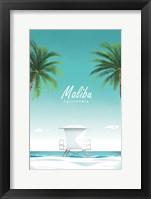 Malibu Fine Art Print