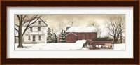 Christmas Trees for Sale Fine Art Print