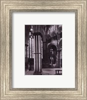 Lincoln Cathedral Angel Choir 1895 Fine Art Print