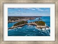 Aerial Islands Fine Art Print
