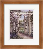 Garden Escape I Fine Art Print