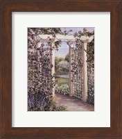Garden Escape I Fine Art Print