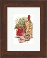 Herbs & Oils #6 Fine Art Print