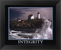 Motivational - Integrity Fine Art Print