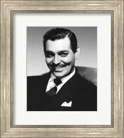 Clark Gable Fine Art Print
