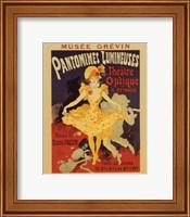 Pantomines Lumin Fine Art Print
