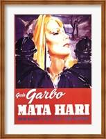 Mata Hari Fine Art Print