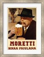Moretti Beer Fine Art Print