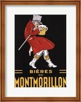 Bieres De Montmorillon Fine Art Print