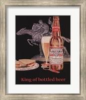 Budweiser Fine Art Print