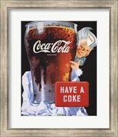 Coca-Cola Have a Coke Fine Art Print