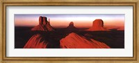 Sunrise-Monument Valley Fine Art Print