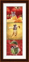 Kittens and Food Fine Art Print