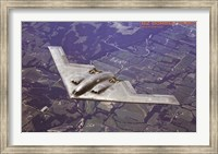 Airplane B2 Bomber Spirit Fine Art Print
