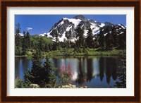 Mount Shuksan Wall Poster