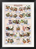 Frogs and Toads Fine Art Print