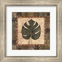 Tropical Leaf IV Fine Art Print