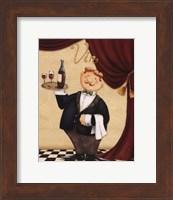 Waiter - Vin Fine Art Print