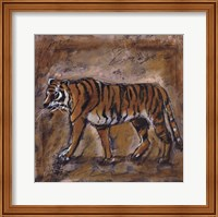 Safari Tiger Fine Art Print