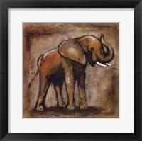 Safari Elephant Fine Art Print