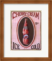 Cherry Cream Fine Art Print