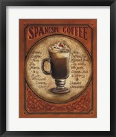 Spanish Coffee Fine Art Print