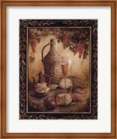 Tuscan Table - Orvieto Fine Art Print