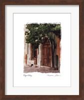 Elegant Entry Fine Art Print