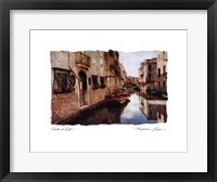 Venice at Rest Fine Art Print