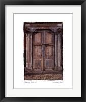Doors of Cuba I Fine Art Print