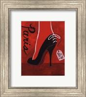 High Heels Paris Fine Art Print