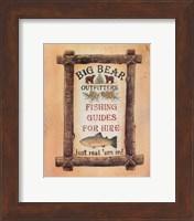 Big Bear Fine Art Print