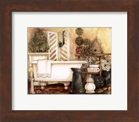 Bathroom I Fine Art Print