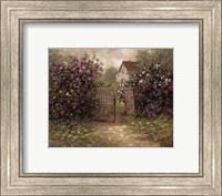 Rose Gate Fine Art Print