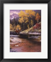 Into the High Lonesome Fine Art Print