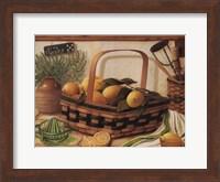 Lemon Thyme Fine Art Print