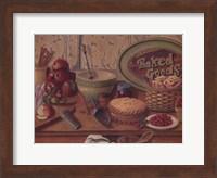 Baked Goods Fine Art Print