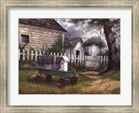 Antique Wagon Fine Art Print