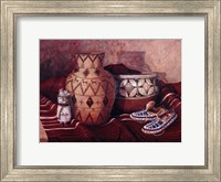 Tribal Heritage Fine Art Print